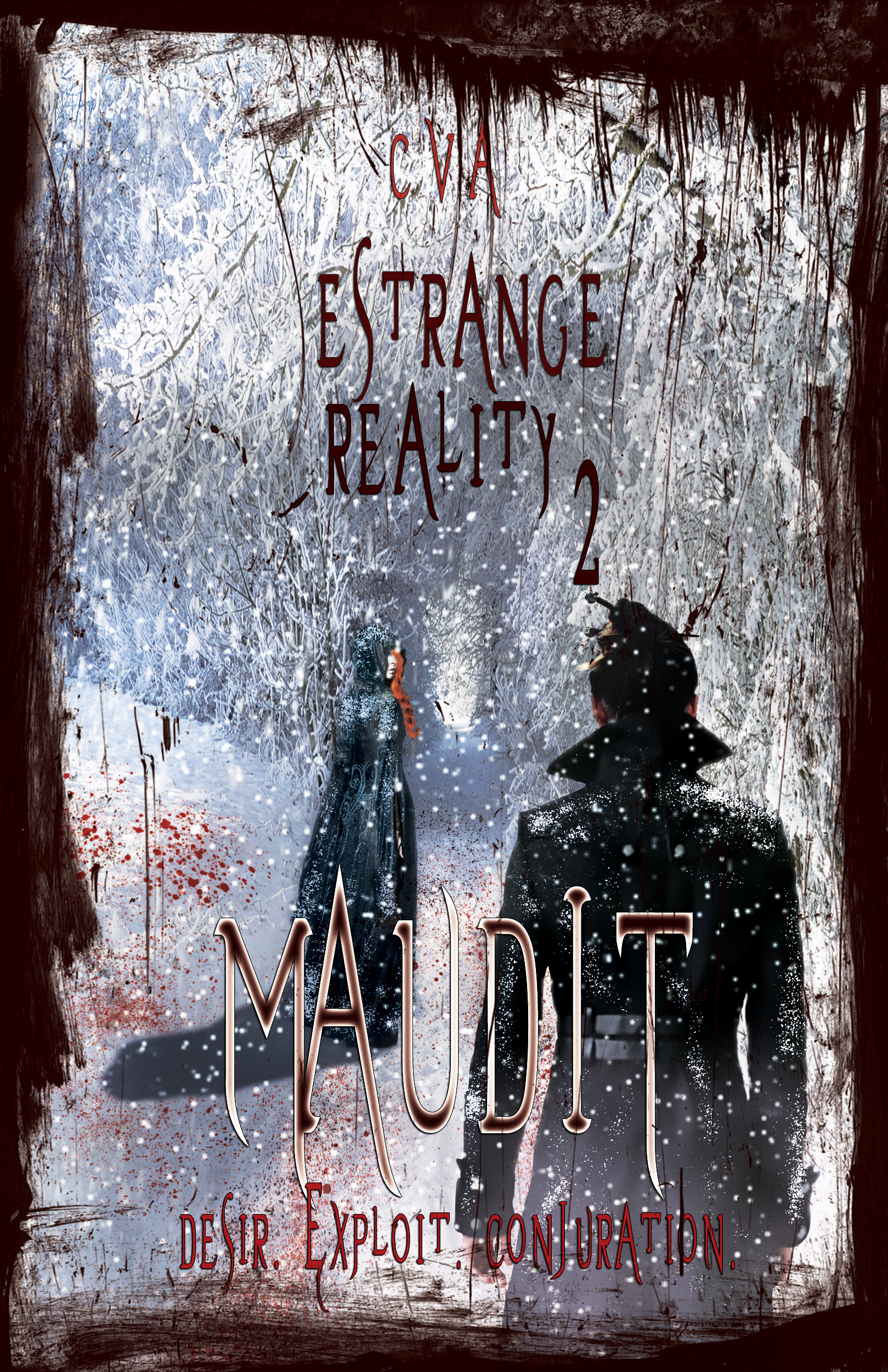 MAUDIT Estrange Reality II